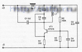 Телефонный ретранслятор с дальностью передачи 100 м