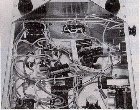 SE усилитель на радиолапах 845 и 300B - Звукотехника - СХЕМЫ - Каталог схем - РадиоГИД.